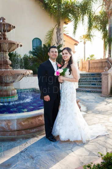 Juan Carlos and Alicia Wedding