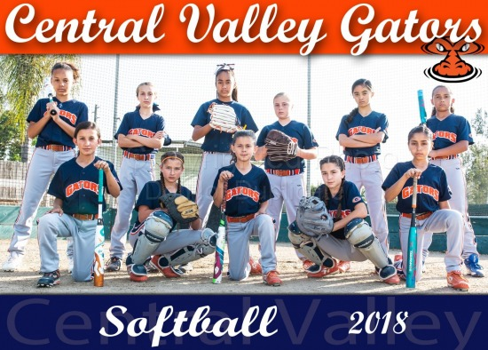 2018 Central Valley Gators